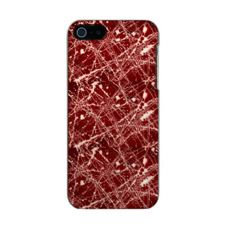 SYNAPSES (an abstract art dessign) ~ Metallic iPhone SE/5/5s Case