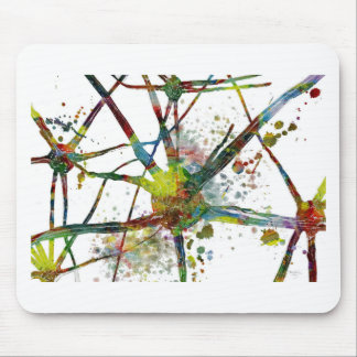 Synapses Medical Abstract Gift Mouse Pad