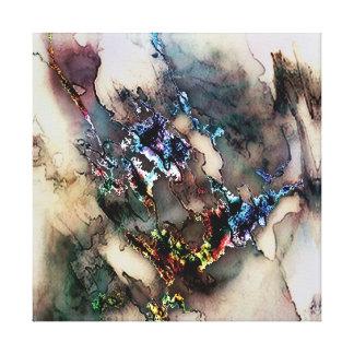 Synaptic Delight Canvas Print