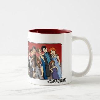 Synaptic Misfiring Cast mug