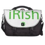 Sync Me I'm iRish.png Laptop Bag
