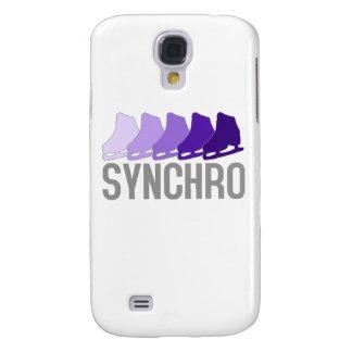 Synchro Skate Galaxy S4 Cover