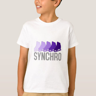 Synchro Skates T-Shirt