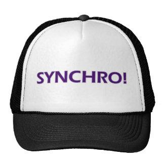 Synchro! Trucker Hat
