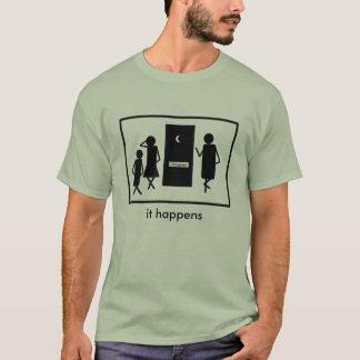 Synchronicity, it happens T-Shirt