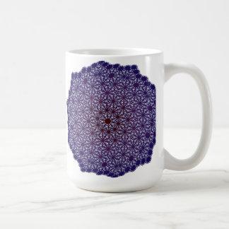 SYNCHRONICITY CLASSIC WHITE COFFEE MUG