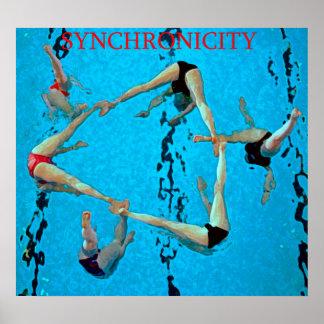 synchronicity impresiones