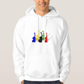 Synchronised swimming Synchronised swimmers Hoodie