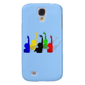 Synchronised swimming Synchronised swimmers Samsung Galaxy S4 Cover