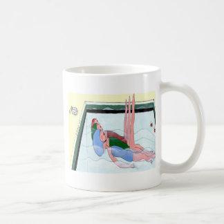 Synchronized Swimming Coffee Mug