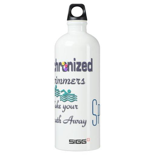 Synchronized Swimming SIGG Traveler 1.0L Water Bottle