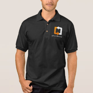 SyncNorwich Design (with twitter handle) Polo Shirt