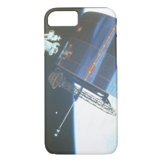 Syncom IV-3_Space iPhone 7 Case