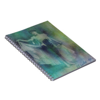 Syncopated Lady Notebook