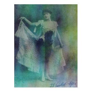 Syncopated Lady Postcard