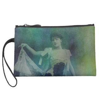 Syncopated Lady Wristlet Purses
