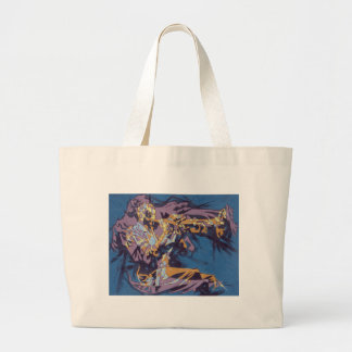 Syncopation Large Tote Bag