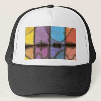 syncopation trucker hat