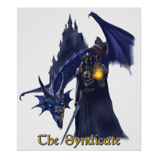 Synd - Mage 2 -- Poster