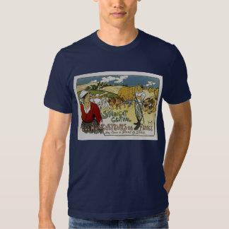 Syndicat Central Des Agricultures de France Tee Shirt