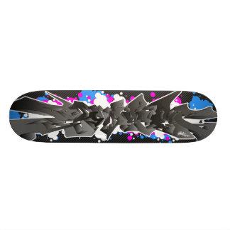 Syndrom WildStyle Custom Skate Board
