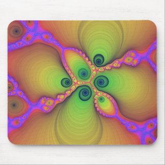Synergy - fractal mousepad