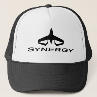 Synergy icon logo trucker hat! trucker hat