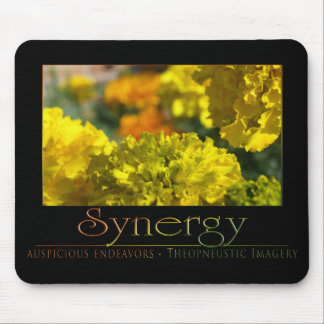 Synergy Mouse Pad