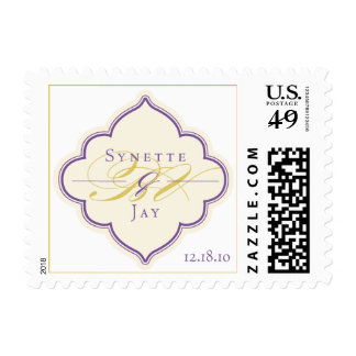 Synette and Jay Postage