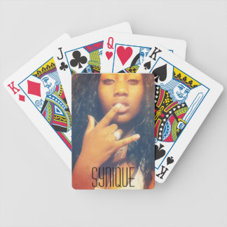 Synique Playing Cards
