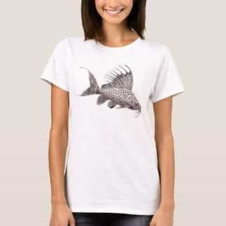 Synodontis Catfish Babydoll T-Shirt
