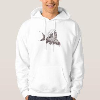 Synodontis Catfish Hoodie