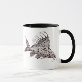 Synodontis eupterus Catfish Mug