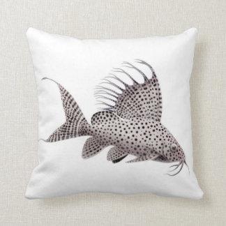 Synodontus Eupterus Catfish Pillow