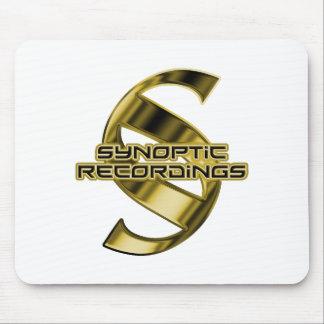 Synoptic Recordings Mousepad