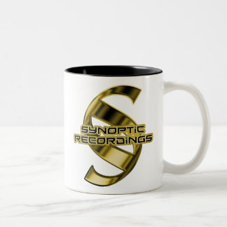 Synoptic Recordings Mug