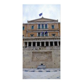 Syntagma – Athens Customized Photo Card