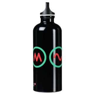 Synth Waveforms SIGG Water Bottle