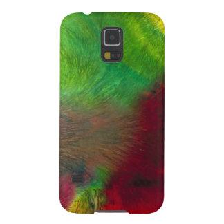 Synthesis  - Macro Art - Abstract Crystalline Patt Galaxy S5 Case