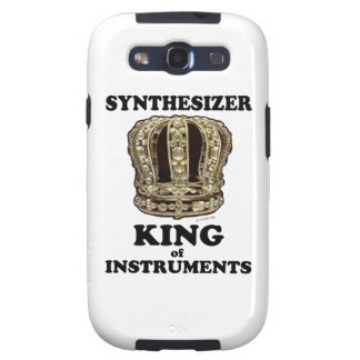 Synthesizer King of Instruments Galaxy SIII Cover