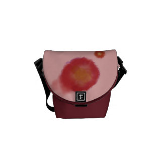 Synthetic Blood Cell Fictional Messenger Bag