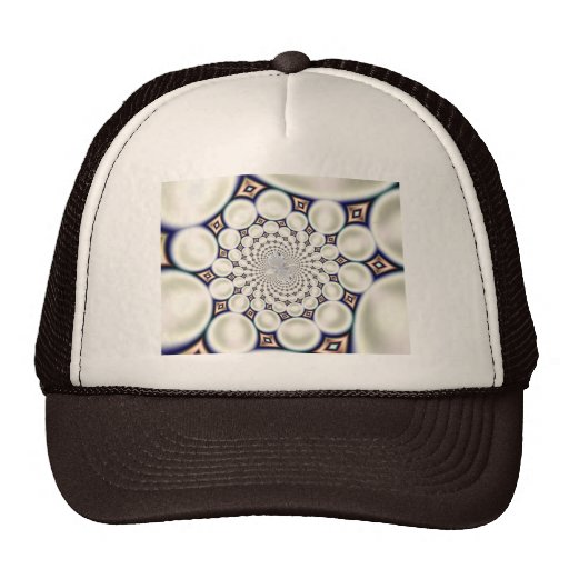Synthetic Circles Trucker Hat