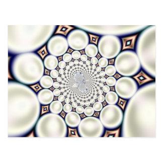 Synthetic Circles Postcard