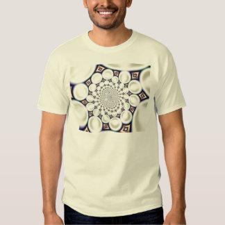 Synthetic Circles Shirts