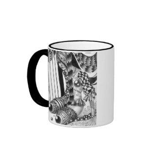 Synthetic Girl Ringer Mug