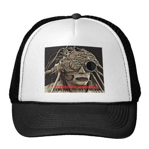 Synthetic Infektion Merchandise Trucker Hat