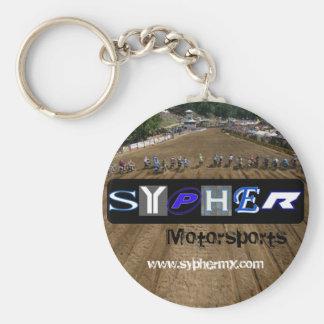 Sypher Motorsports - Holeshot Keychain