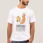 Syphilis Is Preventable 1939 WPA T-Shirt