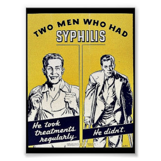Syphilis Poster