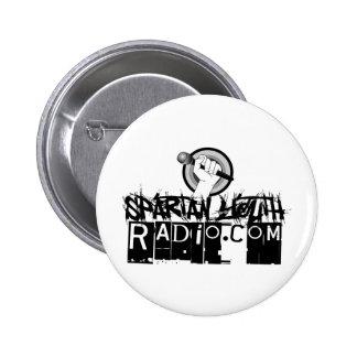 SYR Grunge Logo 2 Inch Round Button